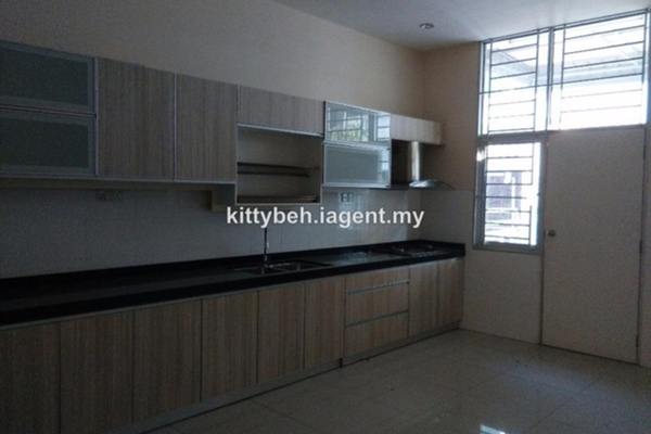 For Sale Semi-Detached at Taman Cendana, Juru Freehold Semi Furnished 4R/3B 660k
