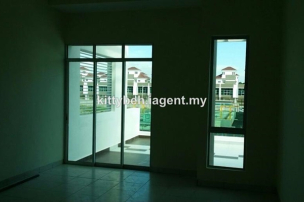 For Rent Terrace at Tambun Royale City, Bukit Tambun Freehold Unfurnished 4R/4B 1.2k