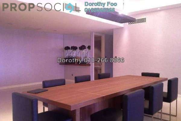 For Rent Condominium at Hampshire Park, KLCC Freehold Fully Furnished 3R/3B 12k