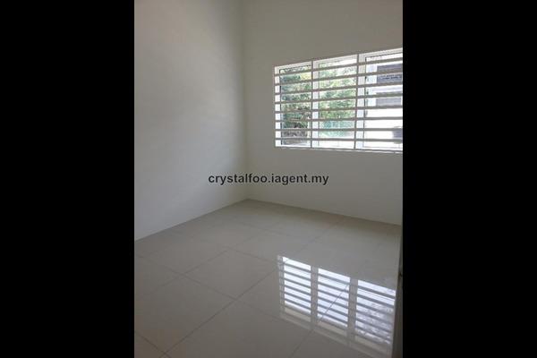 For Sale Terrace at Taman Alma, Bukit Mertajam Leasehold Unfurnished 2R/2B 328k