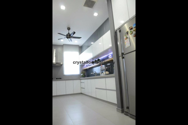 For Sale Semi-Detached at Taman Seri Cendana, Juru Leasehold Unfurnished 3R/0B 750.0千