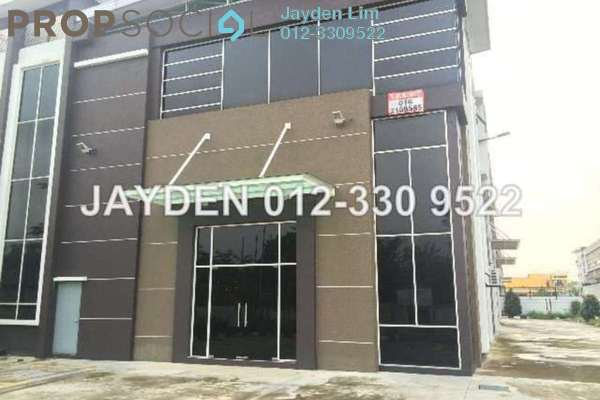 For Rent Factory at Bukit Subang, Shah Alam Freehold Unfurnished 0R/0B 18k