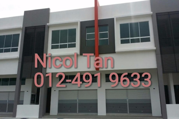 For Rent Shop at Bandar Tasek Mutiara, Simpang Ampat Leasehold Unfurnished 0R/4B 2.5k
