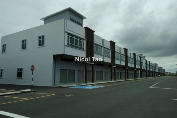 For Rent Office at Bandar Tasek Mutiara, Simpang Ampat Leasehold Unfurnished 0R/4B 2.5k
