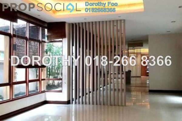 For Rent Semi-Detached at Duta Nusantara, Dutamas Freehold Semi Furnished 5R/4B 16.5k