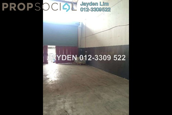 For Rent Factory at Taman Sri Ehsan, Kepong Freehold Unfurnished 0R/0B 5k