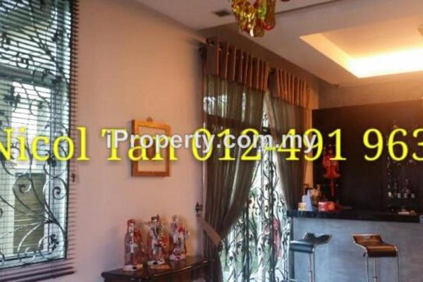 For Sale Semi-Detached at Taman Cendana, Juru Freehold Unfurnished 6R/5B 1.8m