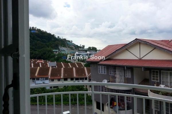 For Sale Duplex at Mutiara Perdana 1, Sungai Ara Freehold Unfurnished 3R/2B 310k