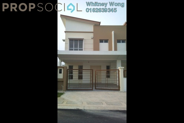 For Rent Semi-Detached at Setia Impian, Setia Alam Freehold Unfurnished 4R/3B 1.2k