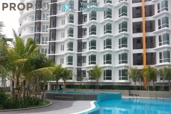 For Rent Condominium at Tiara Mutiara, Old Klang Road Freehold Fully Furnished 0R/2B 1.8k
