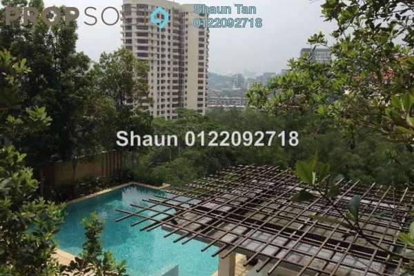 For Sale Condominium at Bangsar Peak, Bangsar Freehold Semi Furnished 3R/4B 2.95m