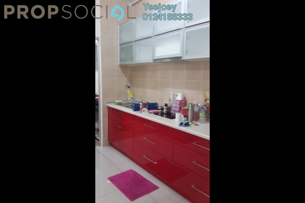 For Rent Condominium at OUG Parklane, Old Klang Road Freehold Semi Furnished 3R/2B 1.2k
