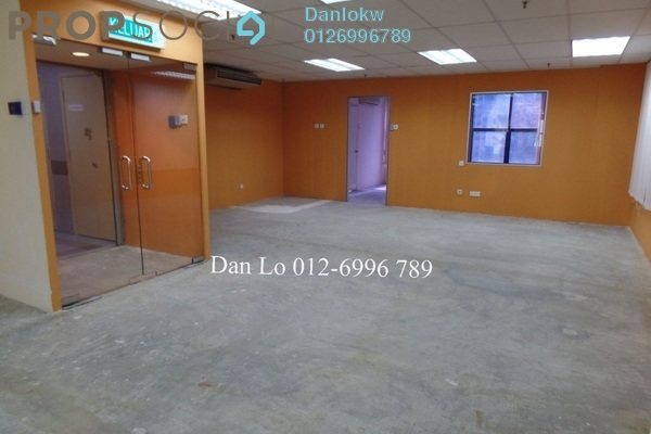 For Sale Office at Megan Avenue 1, KLCC Freehold Unfurnished 3R/1B 2.58m