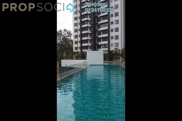 For Rent Condominium at Residence 8, Old Klang Road Freehold Semi Furnished 3R/2B 1.4k