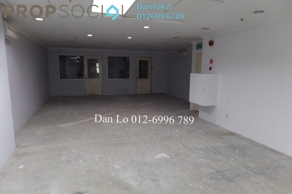 For Rent Office at Megan Avenue 1, KLCC Freehold Unfurnished 3R/1B 12.9k