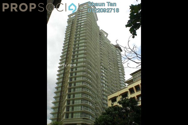 For Sale Serviced Residence at Idaman Residence, KLCC Freehold Semi Furnished 3R/2B 1.59m