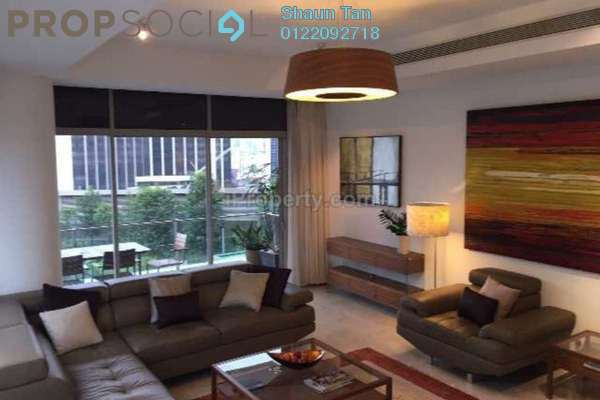 For Sale Serviced Residence at Pavilion Residences, Bukit Bintang Leasehold Fully Furnished 3R/4B 3.9m