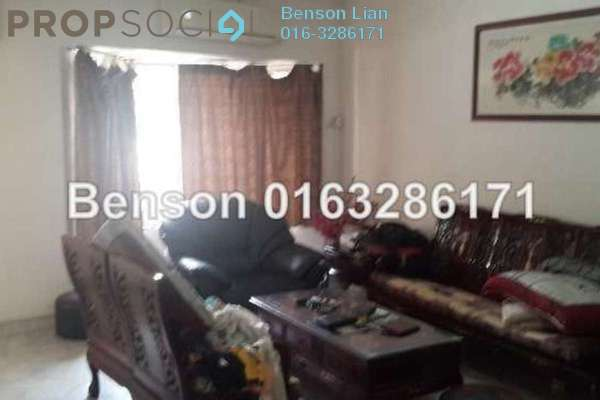 For Sale Terrace at USJ 13, UEP Subang Jaya Freehold Semi Furnished 3R/3B 680k