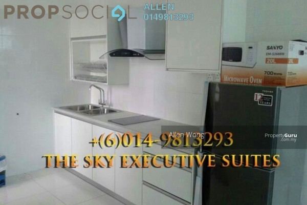 For Rent Serviced Residence at The Sky Residence, Cheras Freehold Fully Furnished 1R/2B 1.7k