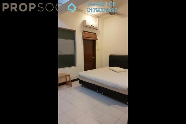 For Rent SoHo/Studio at Ritze Perdana 1, Damansara Perdana Leasehold Fully Furnished 1R/1B 1.15k