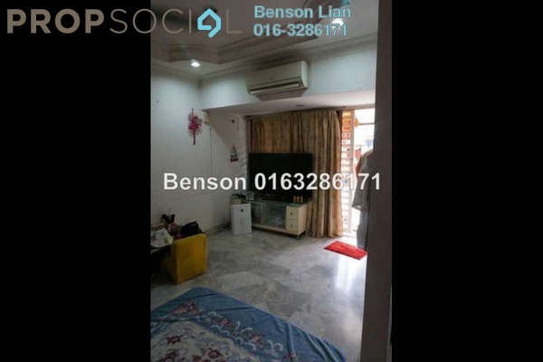 For Sale Terrace at USJ 3, UEP Subang Jaya Freehold Semi Furnished 3R/2B 720k