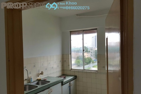 For Rent Condominium at Ixora Apartment, Pudu Leasehold Unfurnished 3R/2B 1.5k