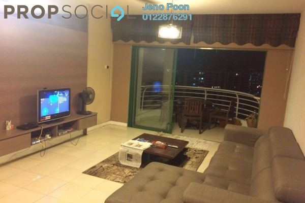 For Sale Condominium at Duta Ria, Dutamas Freehold Fully Furnished 3R/2B 599k
