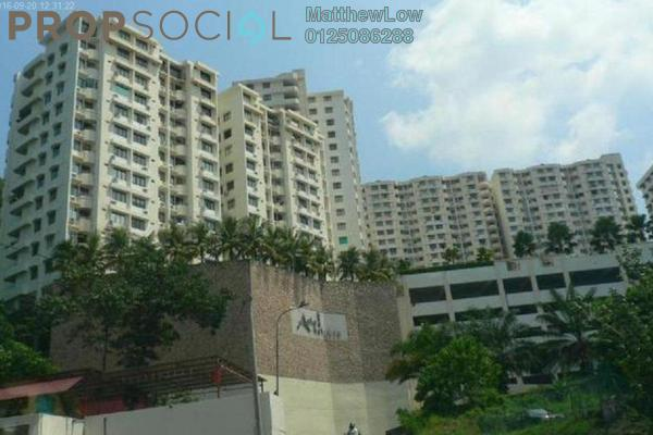 For Sale Condominium at Asia Heights, Farlim Freehold Fully Furnished 3R/2B 399k