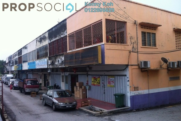 For Sale Shop at Taman OUG, Old Klang Road Freehold Semi Furnished 0R/0B 1.9m