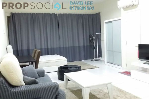 For Sale SoHo/Studio at Neo Damansara, Damansara Perdana Leasehold Fully Furnished 1R/1B 380k