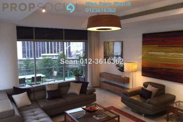 For Sale Condominium at Pavilion Residences, Bukit Bintang Leasehold Fully Furnished 3R/4B 3.9m