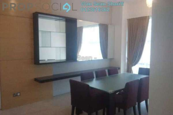 For Rent Condominium at Park Seven, KLCC Freehold Fully Furnished 3R/0B 13.9k