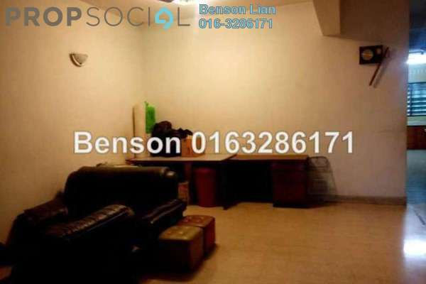 For Sale Terrace at SS2, Petaling Jaya Freehold Semi Furnished 5R/3B 960k