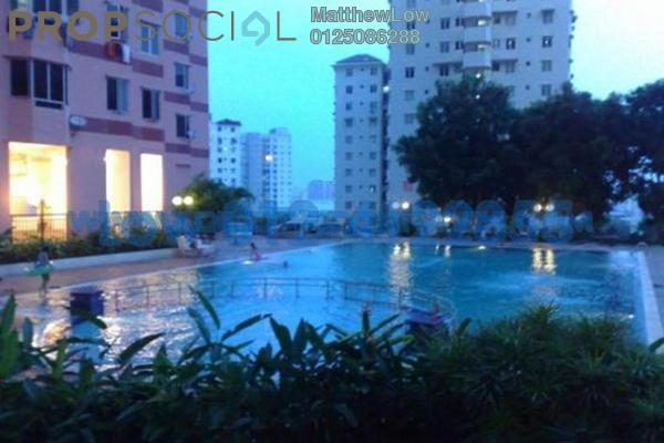 For Rent Condominium at Kingfisher Series, Green Lane Freehold Fully Furnished 3R/2B 1k