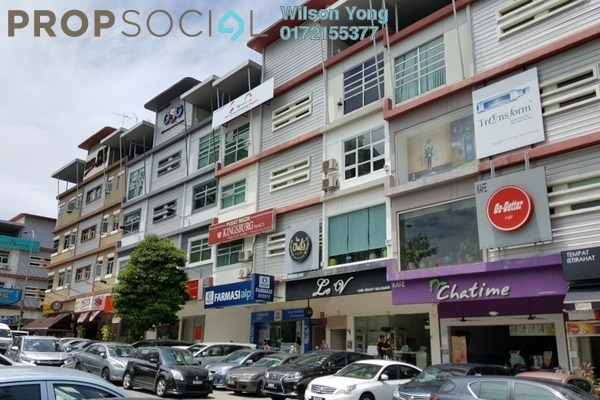 For Sale Shop at The Link, Bukit Jalil Freehold Fully Furnished 0R/8B 4.2m
