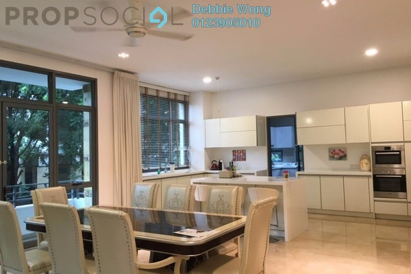 For Rent Bungalow at The Residence, Mont Kiara Freehold Semi Furnished 8R/10B 28k