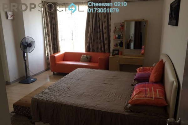 For Rent Condominium at Villa Orkid, Segambut Freehold Fully Furnished 4R/3B 2.5k