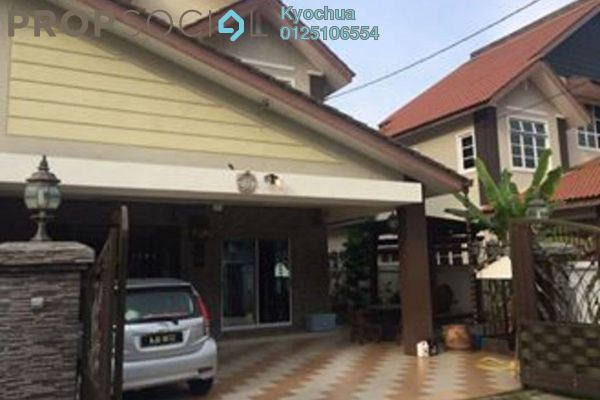 For Sale Semi-Detached at Sunway City Ipoh, Tambun Freehold Semi Furnished 6R/3B 620k