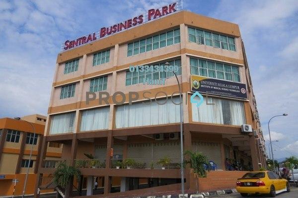 For Rent Shop at Taman Kajang Sentral, Kajang Freehold Unfurnished 0R/0B 3k
