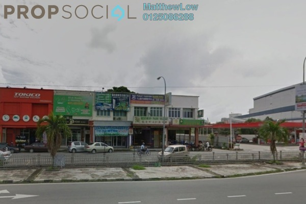 For Rent Shop at Taman Alma Jaya, Bukit Mertajam Freehold Unfurnished 0R/0B 1k