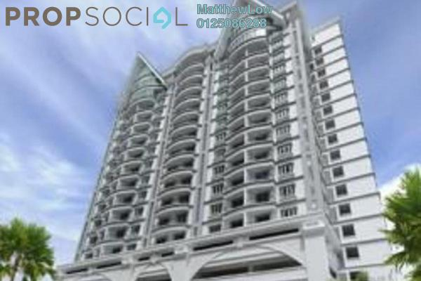 For Rent Condominium at Cassia, Butterworth Freehold Semi Furnished 4R/3B 1k