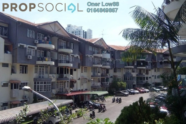 For Sale Condominium at Mutiara Perdana 1, Sungai Ara Freehold Fully Furnished 3R/2B 400k