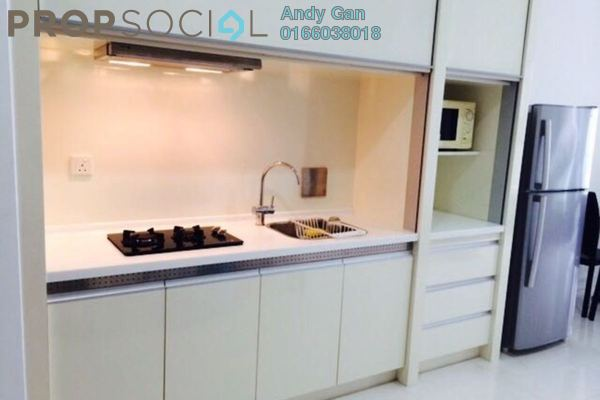 For Rent Condominium at Marc Service Residence, KLCC Freehold Fully Furnished 1R/1B 3.6k