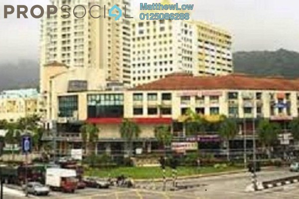 For Rent Shop at Prima Tanjung Business Centre, Tanjung Tokong Freehold Unfurnished 0R/0B 1k