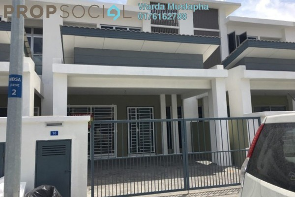 For Sale Terrace at Seksyen 2, Bangi Leasehold Unfurnished 5R/3B 760k