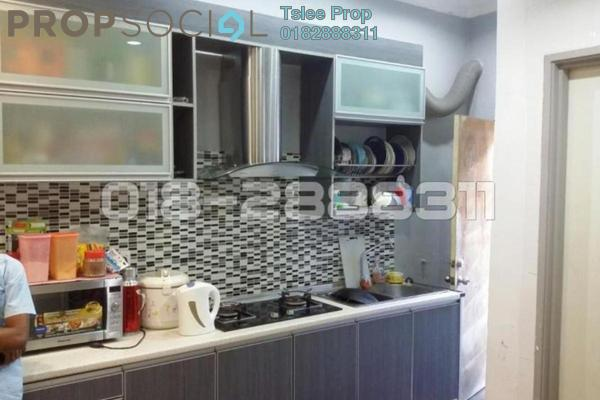 For Sale Terrace at Bandar Bukit Raja, Selangor Freehold Semi Furnished 3R/2B 435k
