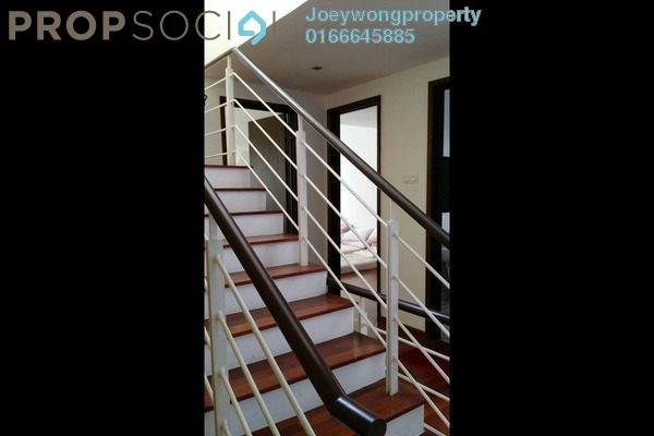 For Rent Terrace at Lake Edge, Puchong Leasehold Semi Furnished 4R/5B 3k