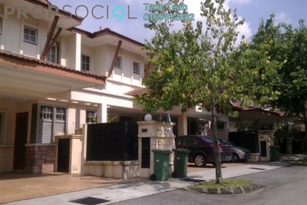 For Sale Terrace at Precinct 9, Putrajaya Freehold Unfurnished 4R/3B 750k