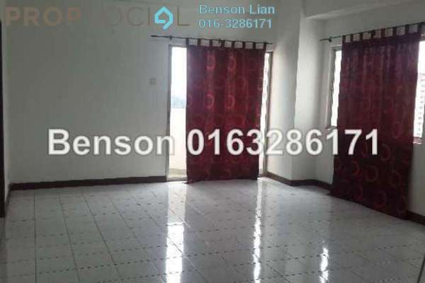 For Sale Condominium at Ridzuan Condominium, Bandar Sunway Leasehold Semi Furnished 2R/2B 345k