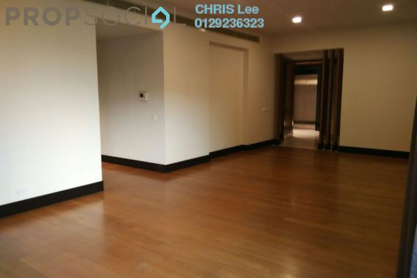 For Rent Condominium at The Binjai On The Park, KLCC Freehold Fully Furnished 3R/4B 10k